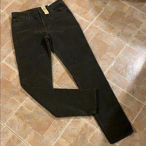 NWT American Eagle slim corduroy pants size 32/34
